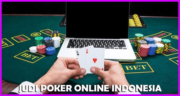 Judi Poker Online Salah Satu Game Menguntungkan